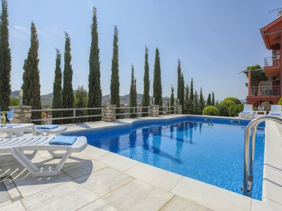 Photo for BEAUTIFUL VILLA WITH PRIVATE POOL NEAR DUBROVNIK