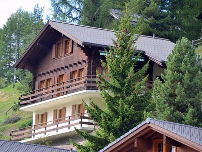 Photo for Outside : chalet for 8 persons, large terrace and balcony with garden furniture -Inside : 160 sqm, s