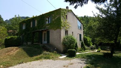 Photo for Villa with pool in Provence, ideal family, tranquility and nature