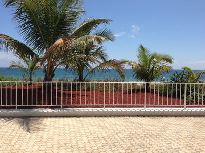 Photo for Oceanfront!!! Clean and Cozy, Free Wi-Fi & calls to US and Canada