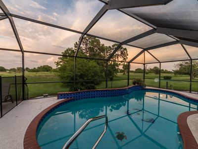 Photo for The Villa has all the Comforts of Home- Villa Golf View - Cape Coral