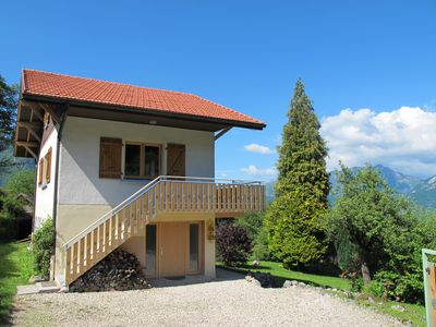 Photo for 3BR Cottage Vacation Rental in Mont-Saxonnex, Auvergne-Rhône-Alpes