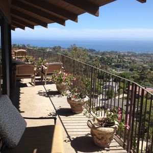 Photo for Panoramic Ocean/City/Mountain View Home (Santa Barbara)