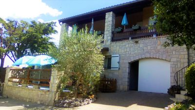 Photo for 3 * cottage, beautiful location, jacuzzi, near river