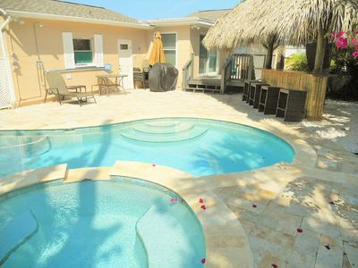 Photo for 3BR House Vacation Rental in St.Pete Beach, Florida