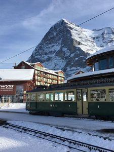 Photo for 2BR Apartment Vacation Rental in Grindelwald, BE
