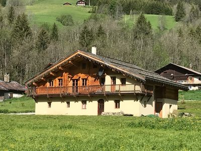 Photo for Chalet Very Joly, Hauteluce