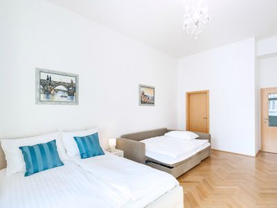 Photo for Unique 90m2 Apartment with Balcony View ❣