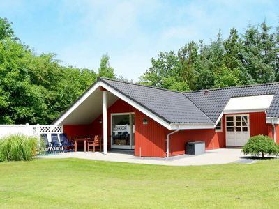 Photo for Charming Holiday Home in Jutland with Indoor Whirlpool