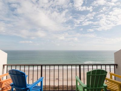 Photo for Large elegant oceanfront condo offering everything you will need