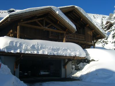 Photo for Family Chalet in a beautiful location - summer and winter