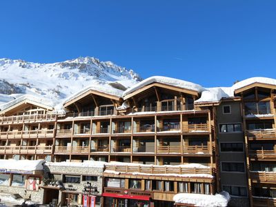 Photo for Apartment Brynmor with Ski-in/Ski-out