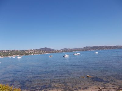 Photo for Studio in the Gulf of Saint Tropez