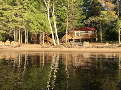Photo for Loon Lodge - Golden Lake (Cottage & Bunkie -Sleeps 8 )
