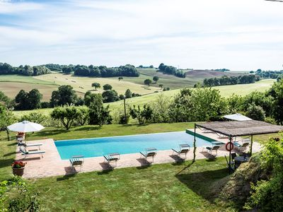 Photo for CHARMING VILLA near Orvieto with Pool & Wifi. **Up to $-972 USD off - limited time** We respond 24/7