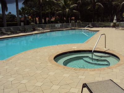 Photo for Arnold Palmer Golf 2 br Condo. Favored Naples Lakes CC