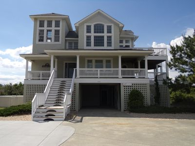 Photo for Waterlily: Semi-ocean front, Beautiful Views, 5 Bedrooms