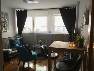 Photo for Nice, furnished apartment for 1-2 persons