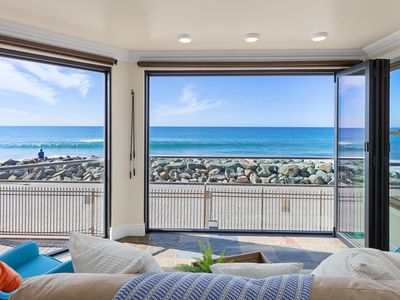 Luxury Oceantfront Rental with a Spa