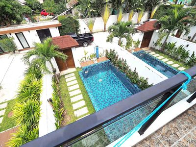 Photo for AP West 6 - Affordable pool villa in Kamala