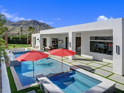 Photo for Majestic Brand New Luxurious Resort And Spa, 5bed5.5 Bath Next To El Paseo.
