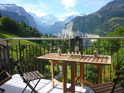 Photo for Apartment Mittaghorn in Wengen - 4 persons, 2 bedrooms