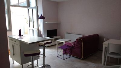Photo for 1BR Apartment Vacation Rental in Salies-de-Béarn