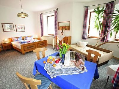 Photo for Double Room with Sofa Bed - Guesthouse Ethiko