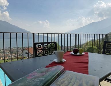 Photo for Lake Como - Residence La Collina - Coratina