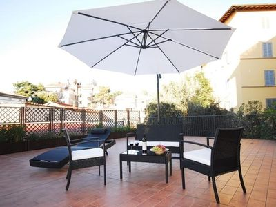Photo for Belfiore - Florence 1 bdr with large terrace