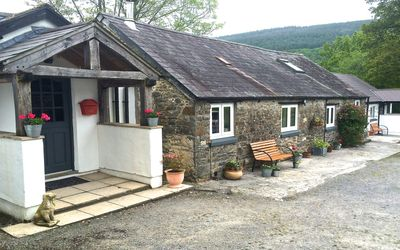 Photo for Gorlech Cottage at Ty'r Cae in the Brechfa Forest.