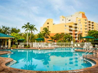 Photo for Vacation Village at Bonaventure offers a variety of comforts and amenities.