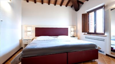 Photo for POMEGRANATE SUITE with pool and chromotherapy in the room