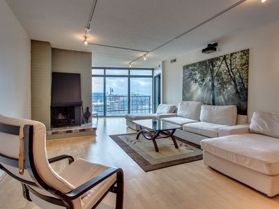Photo for Luxurious Condo Downtown