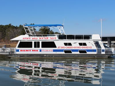 Photo for 4 Bedroom Houseboat for Rent