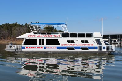4 Bedroom Houseboat for Rent - Kirby