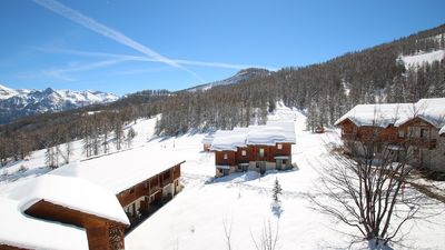 Photo for PARC AUX -CH06- STARS WITH POOL AND SAUNA Chalet-dup