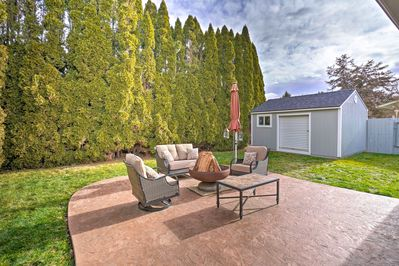 A private getaway awaits at this ideally located Boise vacation rental!
