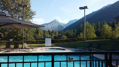 Photo for 2BR Condo Vacation Rental in Leavenworth, Washington