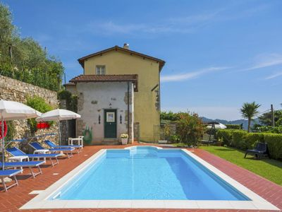 Photo for Vacation home Casa di Nena in Camaiore - 7 persons, 4 bedrooms