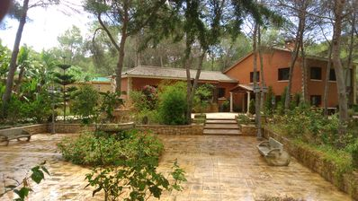 Photo for Impressive chalet in a quiet rural area near to the beach