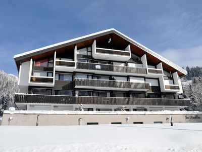 """Photo for Residence """"Les Airelles"""" located in the area of """"La Panthiaz"""". Residence located near the gondola Br"""