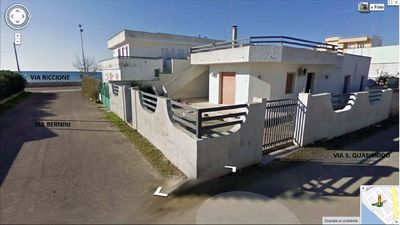 Photo for Beautiful villa just steps from the sea