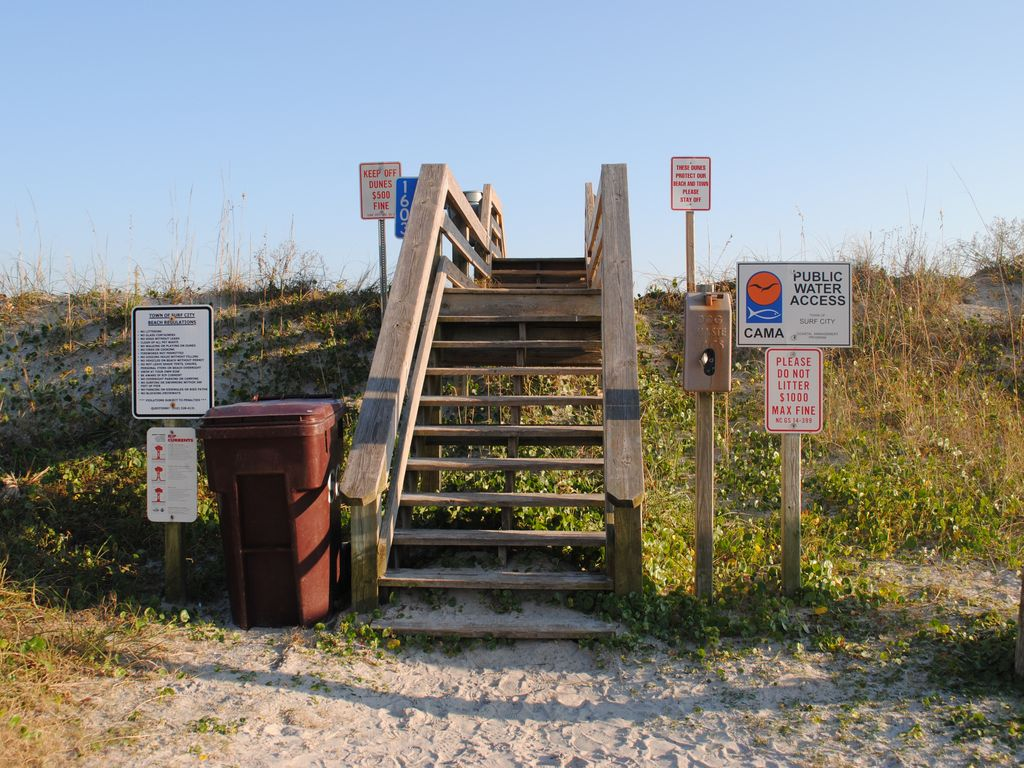 North Topsail Beach Cottage Rental