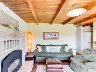 Photo for Lakeview home w/ convenient location and a private hot tub!