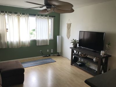 Photo for Walkable 2 bed/2 bath Kailua Condo!