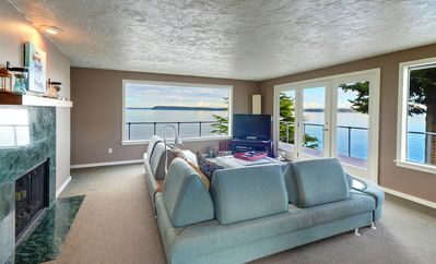 Photo for Puget Sound - Hood Canal Water Front Home With Incredible Views