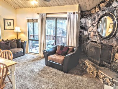 Photo for 3 Bedroom Townhouse with Private Spa at the Base of Snow Summit Ski Resort!