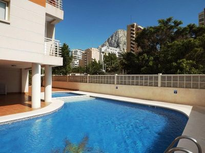 Photo for 2BR Apartment Vacation Rental in Calpe, Alicante
