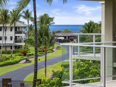 Photo for Vista Waikoloa  #B302 - Beautiful Top Floor, Newly Remodeled and Pool View!